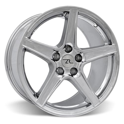 Mustang Saleen Wheel - 18x10 Chrome (94-04)