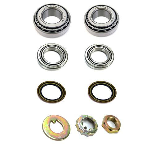 Front Brake Rotor Bearing & Seal Kit (93-95) - Front Brake Rotor Bearing & Seal Kit (93-95)