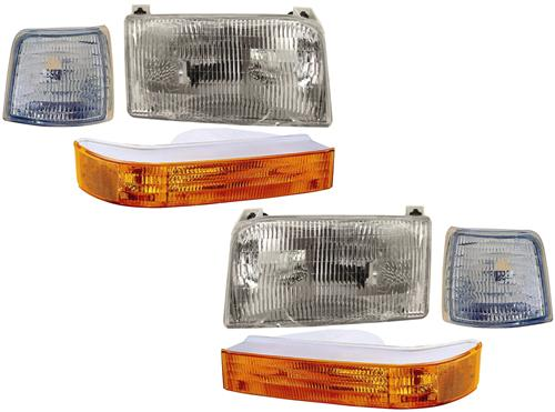 SVT Lightning Headlight Kit (93-95)