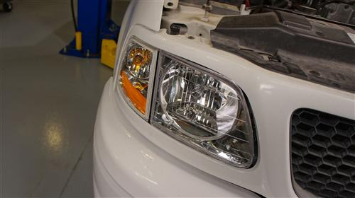 SVT Lightning Headlight Pair (01-04)