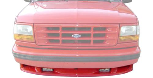 1993-1995 Ford Lightning Front Air Dam - Picture of 1993-1995 Ford Lightning Front Air Dam