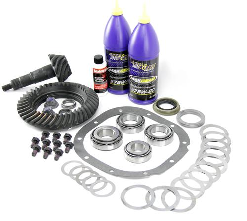"SVT Lightning 8.8"" Rear End Gear Kit w/ 3.73 Ratio Ford Racing Gears (93-95)"