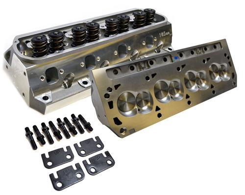 F-150 SVT Lightning Trick Flow Twisted Wedge 170cc Cylinder Heads  (93-95) 5.8L 51410004M6