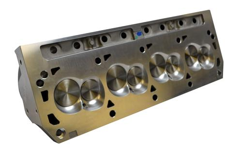 F-150 SVT Lightning Trick Flow Twisted Wedge 185cc Cylinder Heads  (93-95) 5.8L