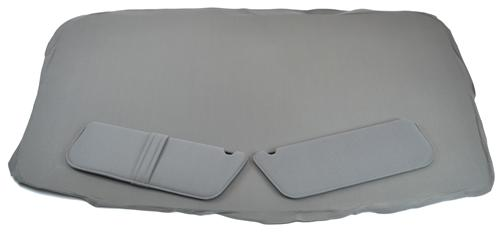 SVT Lightning Headliner & Sunvisor Kit Gray (93-95)