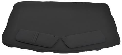 F-150 SVT Lightning Headliner & Sunvisor Kit Black (93-95)