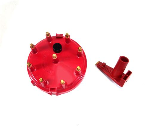 SVT Lightning Distributor Cap & Rotor Kit Red (93-95) 5.8