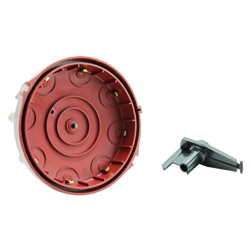 F-150 SVT Lightning Distributor Cap & Rotor Kit Red (93-95) 5.8 - F-150 SVT Lightning Distributor Cap & Rotor Kit Red (93-95) 5.8