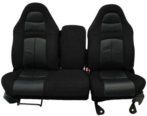 Black Seat Upholstery Set (99-04)