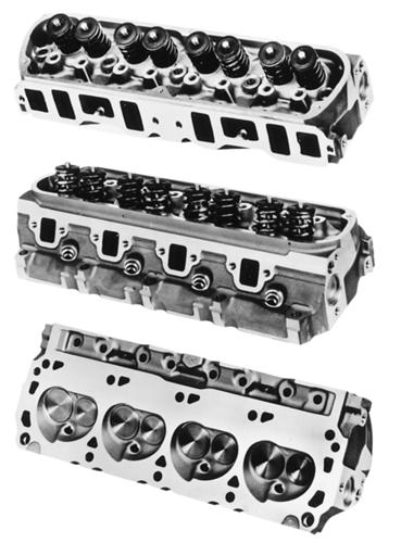 Ford Racing SVT Lightning GT40X 58cc Cylinder Head (93-95) 5.8L
