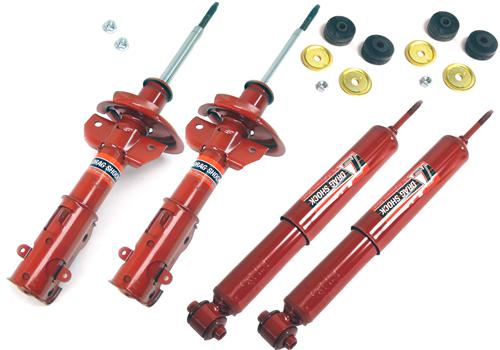 Lakewood Mustang Drag Strut Kit - 70/30  (05-14)
