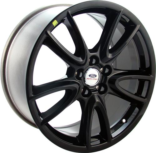 Ford Racing Mustang Track Pack Wheel -19X9  Black (05-14) M-1007-DC199B