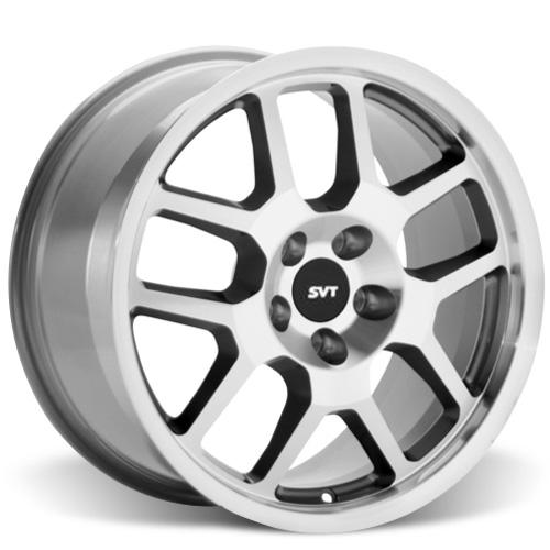 Ford Racing Mustang GT500 Wheel - 18X9.5 Machined (05-15) M-1007-S1895