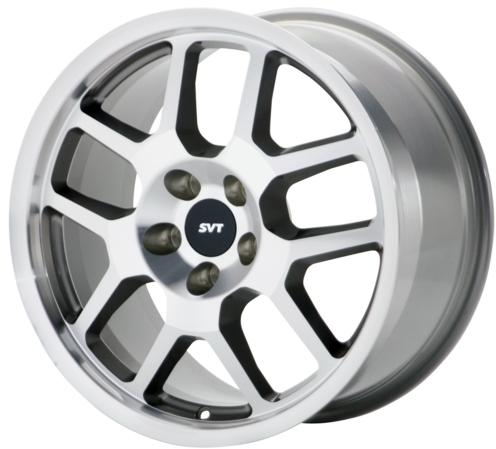 Ford Racing Mustang GT500 Wheel 18X9.5 Machined (05-14) M-1007-S1895