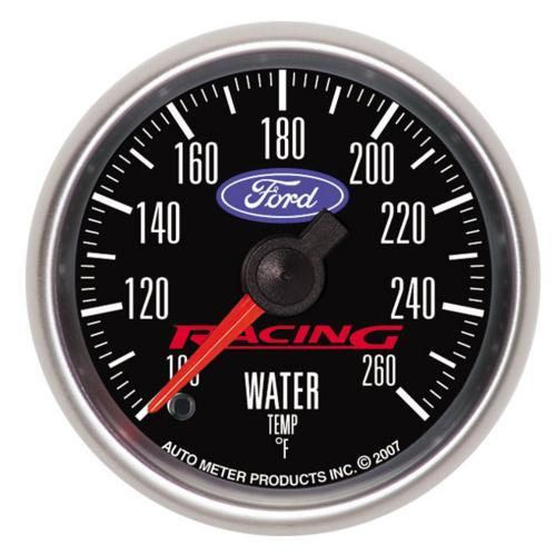 Ford Racing Coolant Temperature Gauge M-10883-BFSE