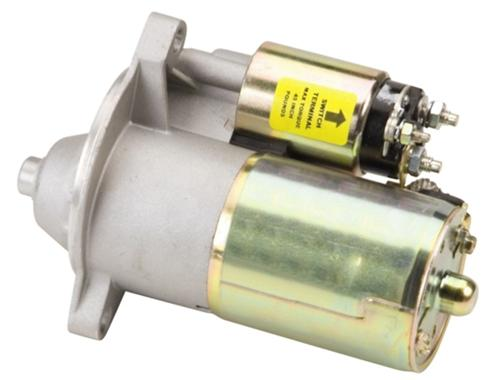 Ford Racing Mustang High Torque Mini Starter w/Cable (96-14) M-11000-C50