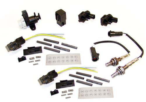 MUSTANG SENSOR & RELAY PACKAGE, M-12071-K302