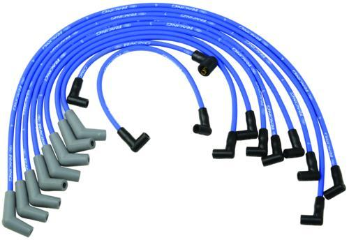 79-95 MUSTANG 5.0L & 5.8L FORD RACING BLUE PLUG WIRE SET, M-12259-C301