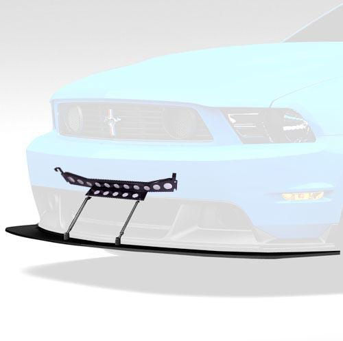 2011-12 MUSTANG 5.0L FORD RACING BOSS 302 FRONT SPLITTER, M-16601-MB