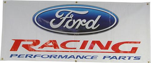 Ford Racing Banner M-1827-A1