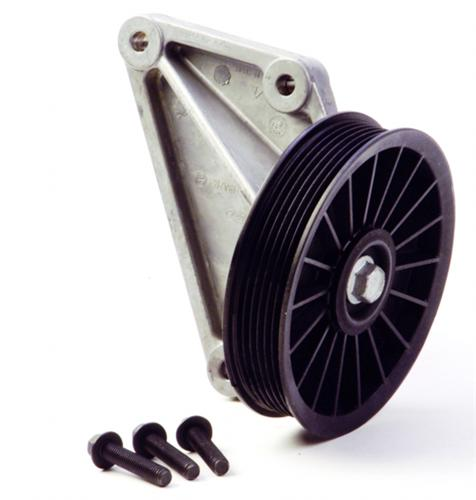 94-95 MUSTANG 5.0L FORD RACING AIR CONDITIONER (A/C DELETE) ELIMINATOR PULLEY, M-19216-A50