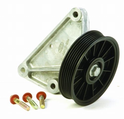96-10 MUSTANG GT FORD RACING AIR CONDITIONER (A/C DELETE) ELIMINATOR PULLEY, M-19216-D46