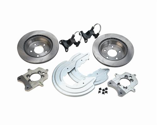 Ford Racing Mustang Rear Brake Caliper Bracket Kit (94-04) M-2300-M