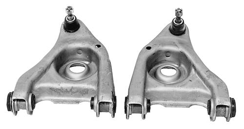 1979-93 Mustang Front Lower Control Arms with Stock Ball Joints