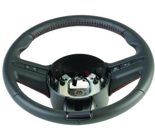 Ford Racing GT500 Steering Wheel, Does Not Include Airbag (05-14) M-3600-C
