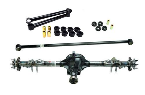 "2005-14 MUSTANG FORD RACING 8.8"" BOSS 302 REAR AXLE KIT M-4001-SVT373 Includes rear axle, M-4264-A panhard bar & M5649-R1 control arms"