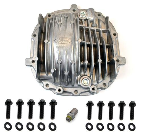 "Mustang 8.8"" GT500 Finned Aluminum Differential Cover (86-14)"