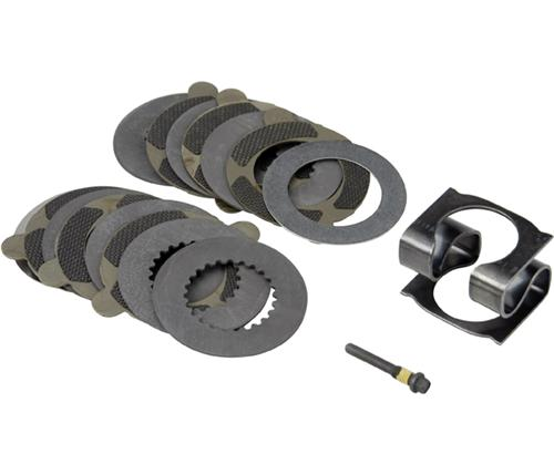 "1986-2014 MUSTANG FORD RACING 8.8"" TRACTION-LOK REBUILD KIT WITH CARBON DISCS, M-4700-C"