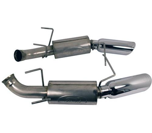 2011-2012 MUSTANG GT500 FORD RACING SPORT AXLE-BACK EXHAUST KIT, M-5230-MSVTLA
