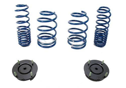Ford Racing Mustang Lowering P-Spring & Strut Mount Kit (05-14) GT M-5300P-K