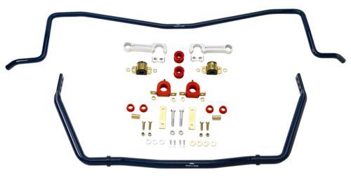 2005-14 MUSTANG GT FORD RACING SWAY BAR KIT, FRONT AND REAR, M-5490-A
