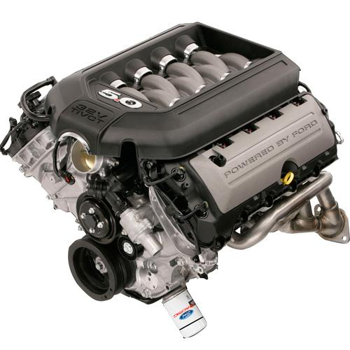 2011-14 MUSTANG FORD RACING 5.0L ALUMINATOR CRATE ENGINE FOR NATURALLY ASPIRATED APPLICATIONS, M-6007-A50NA