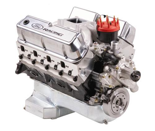 Ford Racing 347 Cubic Inch 415 HP Sealed Racing Engine  M-6007-D347SR - Ford Racing 347 Cubic Inch 415 HP Sealed Racing Engine  M-6007-D347SR