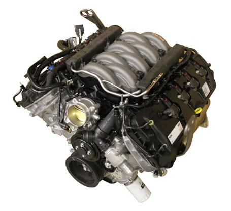 Ford Racing Coyote Mustang Crate Engine M-6007-M50