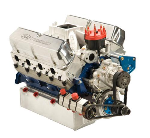 Ford Racing M-6007-S347DCRA 374 Cubic Inch 590HP  Sealed Racing Engine