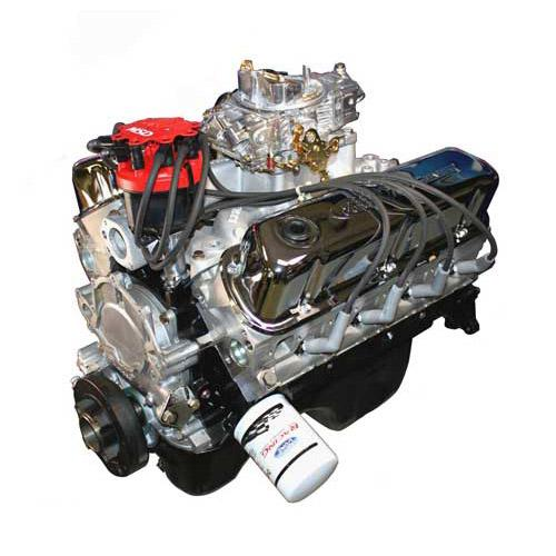 Ford Racing Mustang M-6007-X302D 302 Cubic Inch 340 HP Crate Engine (82-95)