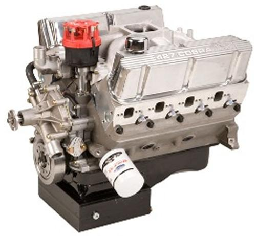 Ford Racing M-6007-Z427AFT 427 Cubic Inch 600 HP  Aluminum Crate Engine