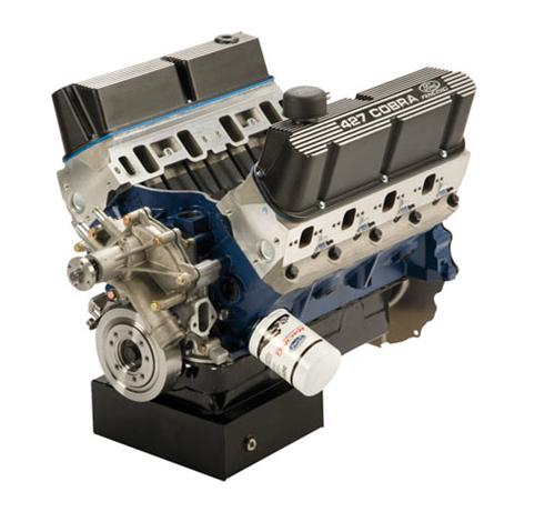 Ford Racing M-6007-Z427FFT 427 Cubic Inch 535 HP Crate Engine