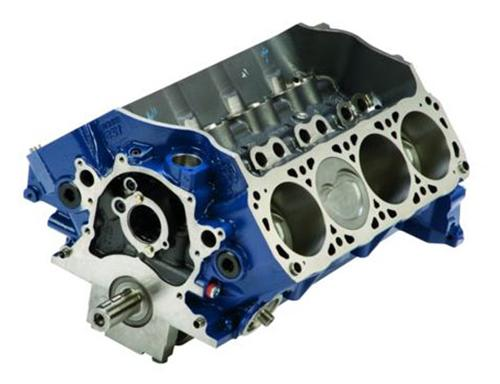 Ford Racing 460 ci shortblock, 351W based Boss Block  see FRPP website for pic and description