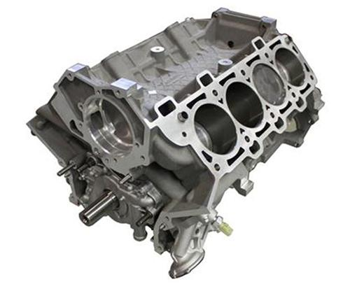 Ford Racing Aluminator Shortblock for Supercharged Applications. I set this up for Dave, and have the email with specs and picture when your ready. -Karson