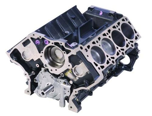 07-10 Mustang GT500 5.4L Short Block  FRPP # M-6009-C54SC4  See FRPP website for image and description