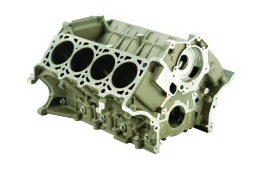 Ford Racing Mustang Modular 5.0 Boss Block (96-04) M-6010-BOSS50