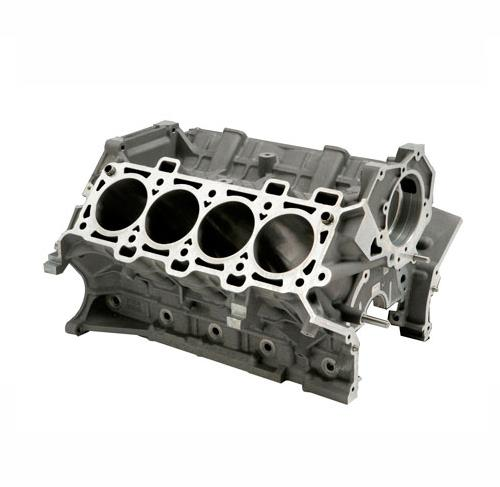2011-14 Mustang Engine Block, 2013 Production 5.0L, Without Piston Squirters M-6010-M504va - Picture of 2011-14 Mustang Engine Block, 2013 Production 5.0L, Without Piston Squirters M-6010-M504va