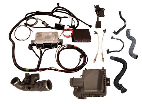 2011-2013 MUSTANG FORD RACING 5.0L CRATE ENGINE CONTROLS PACK, M-6017-A504V