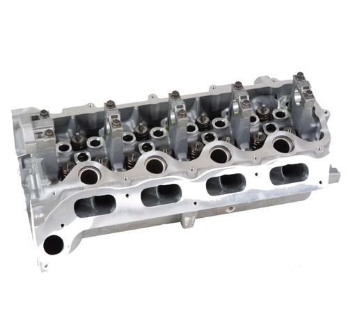 2005-10 MUSTANG 4.6L 3V FORD RACING CNC PORTED BIG VALVE LH CYLINDER HEAD, M-6050-463VP3