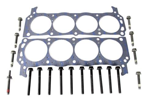79-95 MUSTANG 5.0L/5.8L FORD RACING HEAD GASKET SET AND BOLT KIT, M-6051-D50 - 79-95 MUSTANG 5.0L/5.8L FORD RACING HEAD GASKET SET AND BOLT KIT, M-6051-D50
